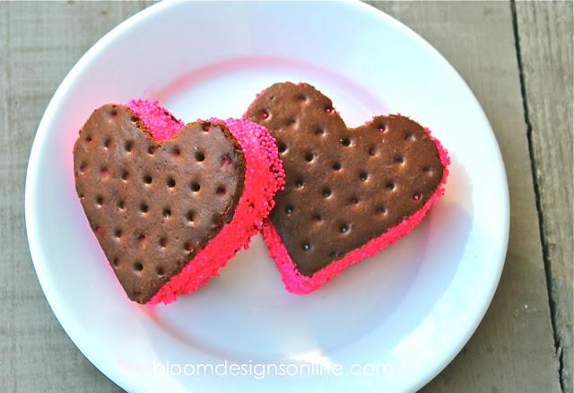 Easy Valentine's Dessert - Bloom Designs