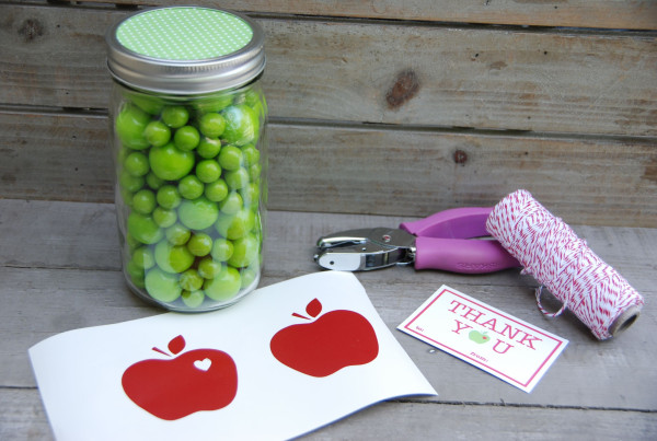 Teacher Appreciation Mason Jars Bloom Designs