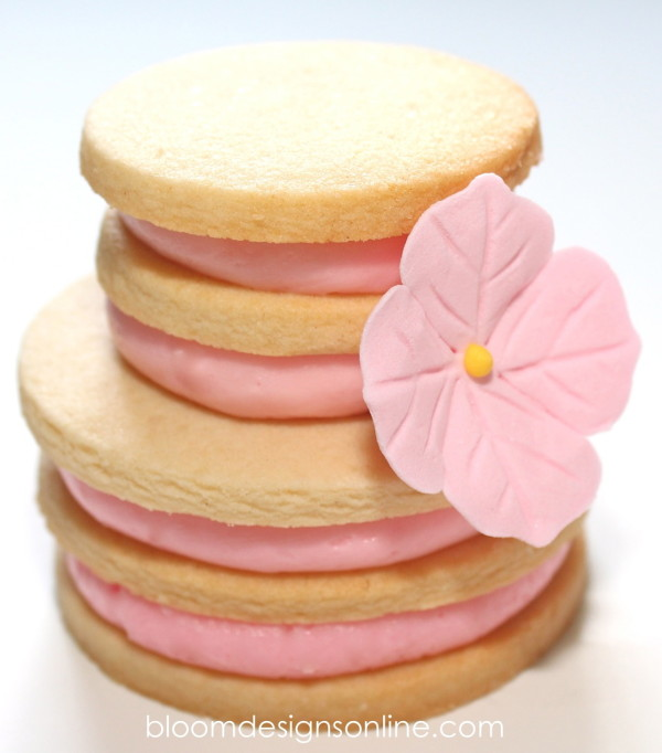 fairy cookie cakes