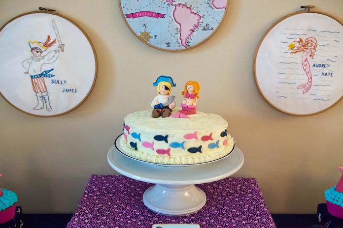 AA Twins Cake - 8 -