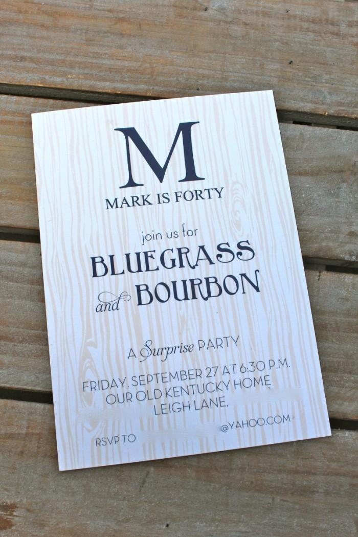Bourbon and Bluegrass