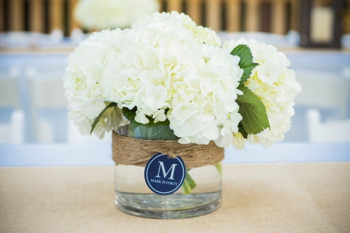 mark flowers