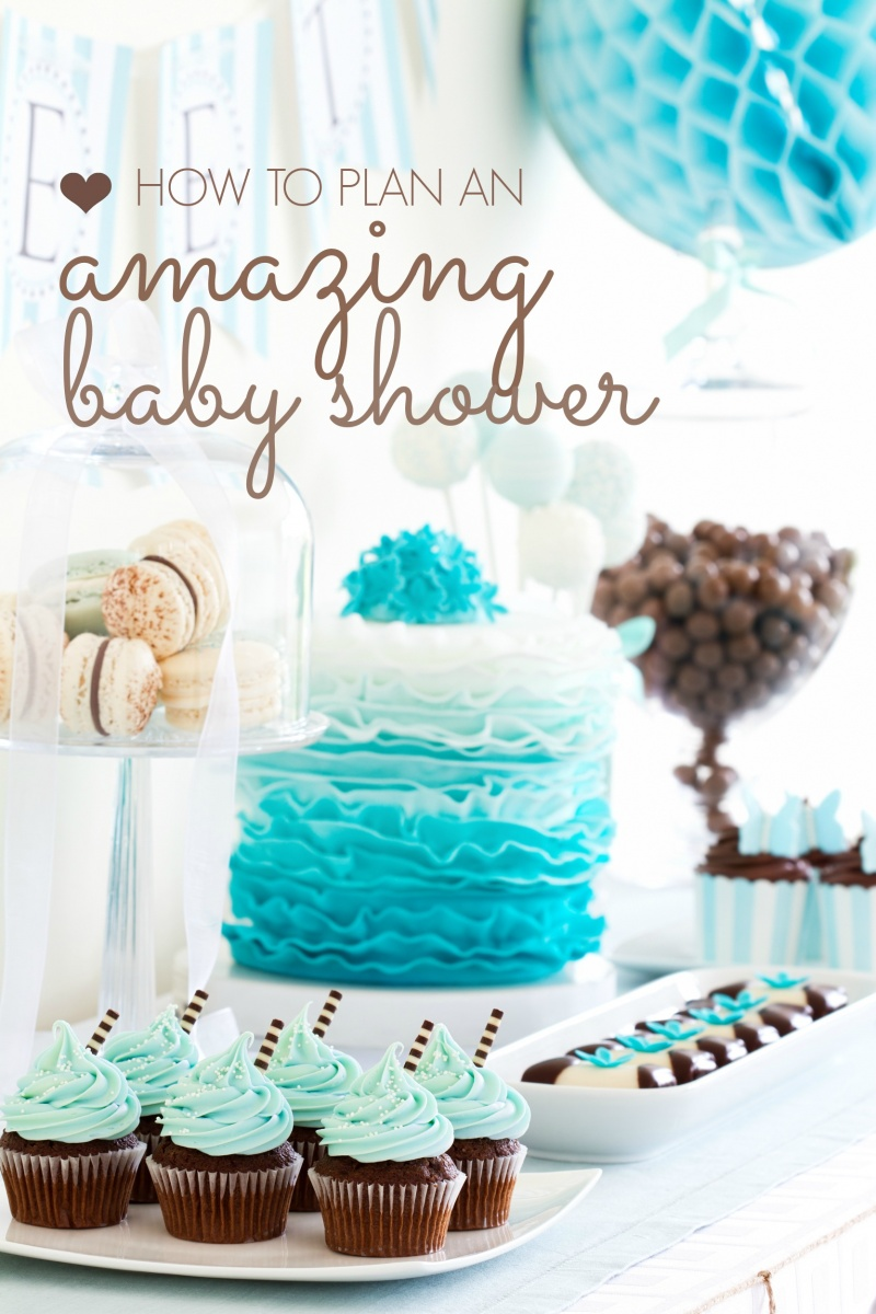 Baby Showers Uk Tips ~ How to plan an amazing baby shower bloom designs