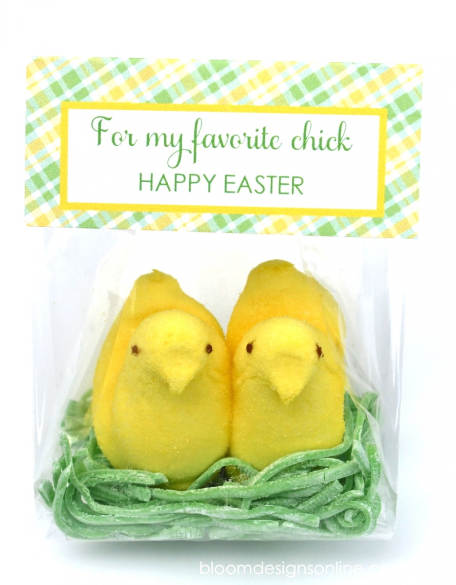 Easter Tweets For Your Peeps Bloom Designs