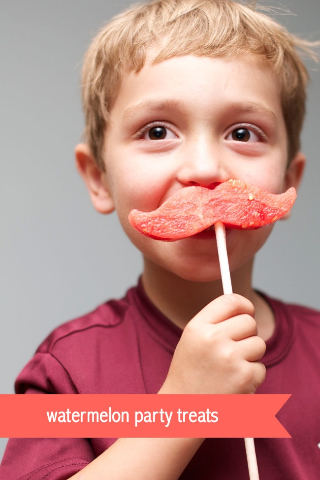 Fun with Watermelon Shapes for Kids