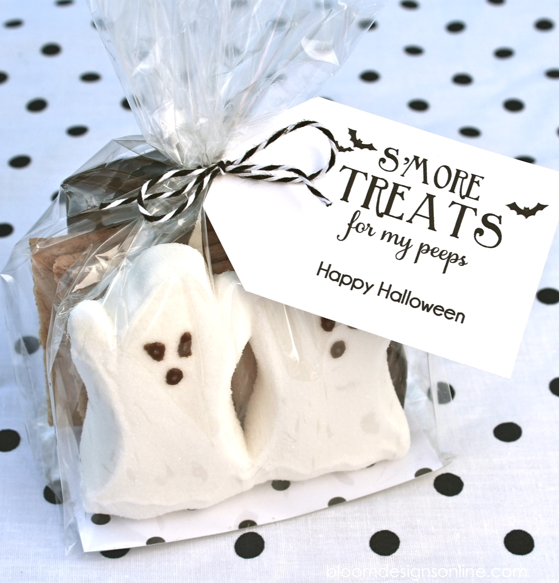 Smore Treats For My Peeps - Bloom Designs
