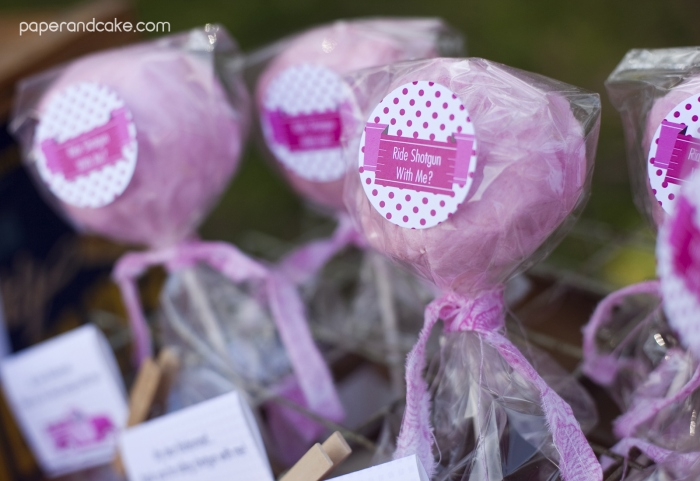 pinktruck cottoncandy