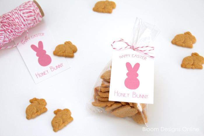 Easter Honey Bunny