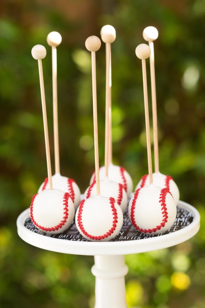 Modern Baseball Birthday Party by Bloom Designs