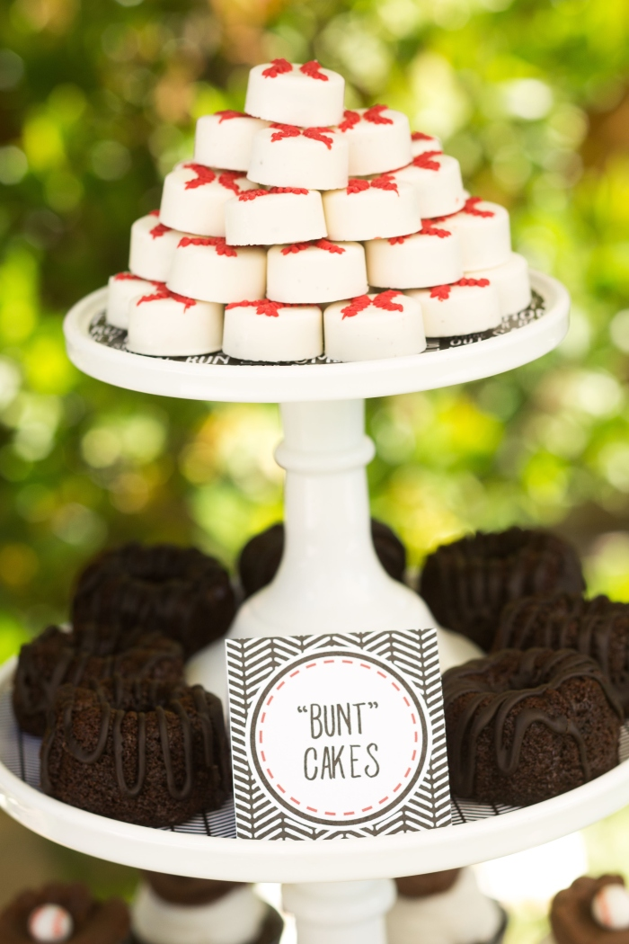 Modern Baseball Birthday Party by Bloom Designs