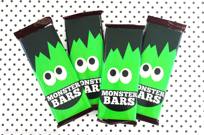 monster bars