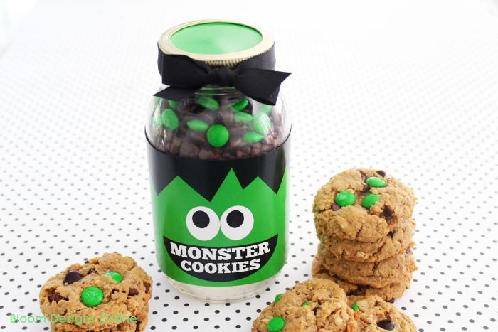 Monster cookie jars