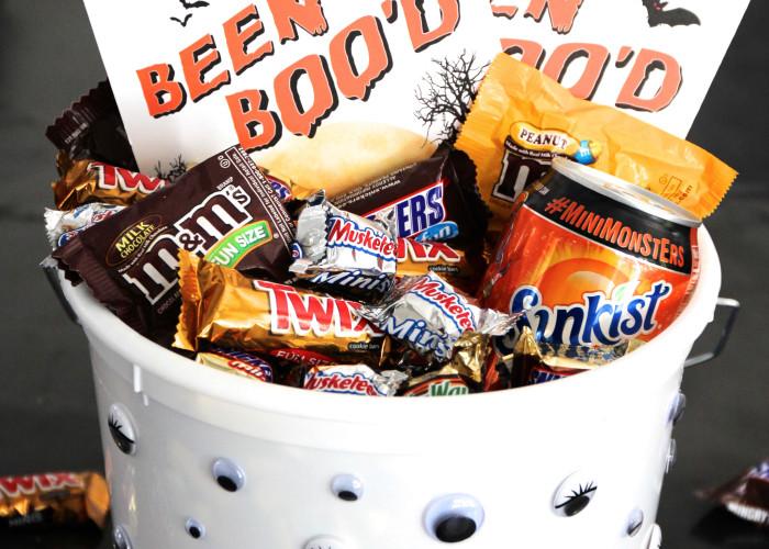 Boo Buckets