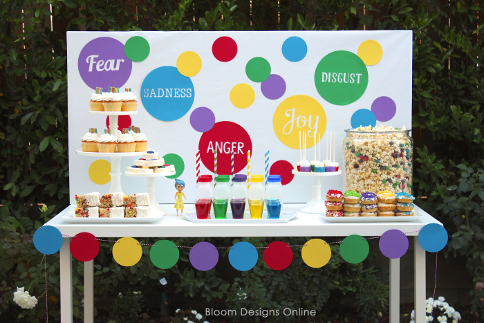Image result for INSIDE OUT PARTY