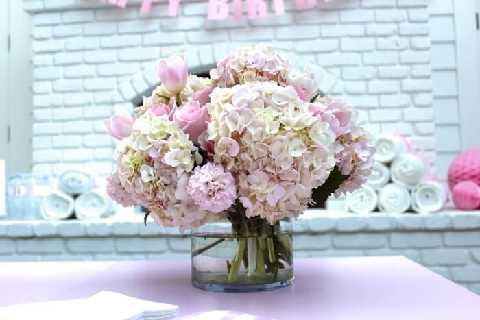 Pretty In Pink Teen Party by Bloom Designs