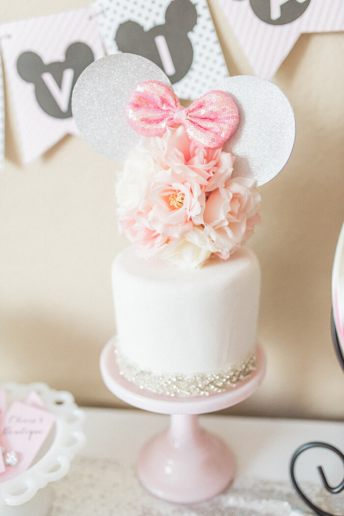 Minnie Mouse Boutique Birthday Party Bloom Designs