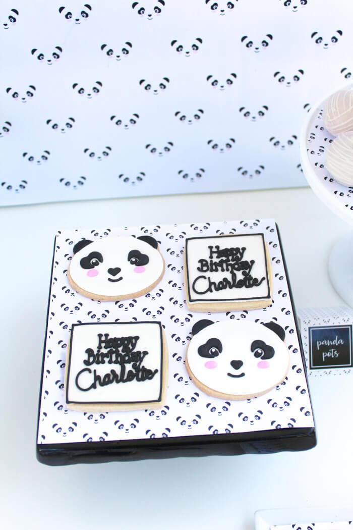 Party Like A Panda